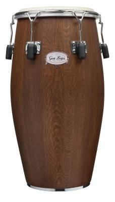 California 13.25'' Super Tumba - Mahogany