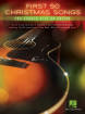 Hal Leonard - First 50 Christmas Songs You Should Play on Guitar - Guitar TAB - Book