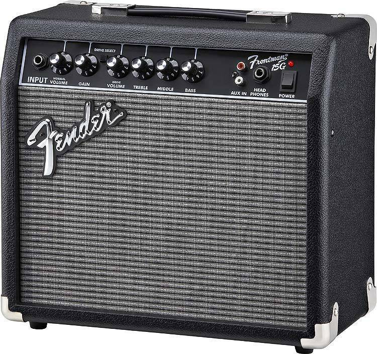 fender frontman 15g long mcquade musical instruments. Black Bedroom Furniture Sets. Home Design Ideas