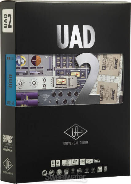 Universal Audio UAD-2 DUO Audio PCIe Card - Long & McQuade