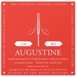 Augustine - Classical Strings Medium Tension - Red