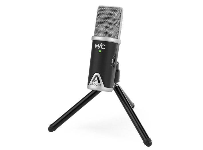 apogee mic 96k usb microphone for ipad iphone and mac long mcquade musical instruments. Black Bedroom Furniture Sets. Home Design Ideas