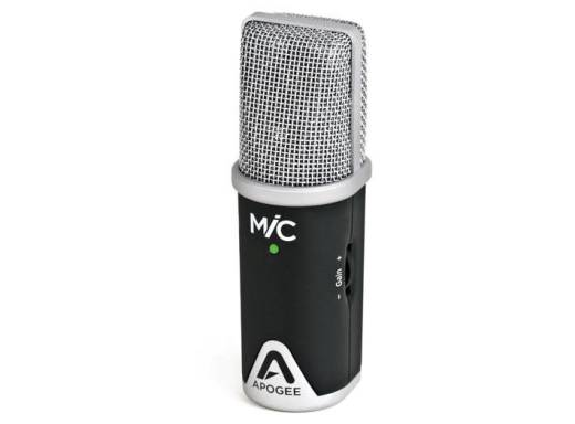 MiC 96k - USB microphone for iPad, iPhone and Mac