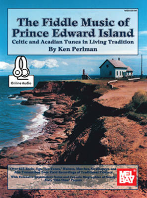 Fiddle Music of Prince Edward Island - Perlman - Book/Audio Online