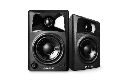 AV32 Compact Desktop Monitors (Pair)