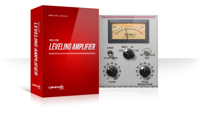 Cakewalk CA-2A T-Type Leveling Amplifier - Download - Long & McQuade