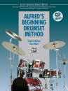 Alfred Publishing - Alfreds Beginning Drumset Method - Black/Feldstein - Book/CD