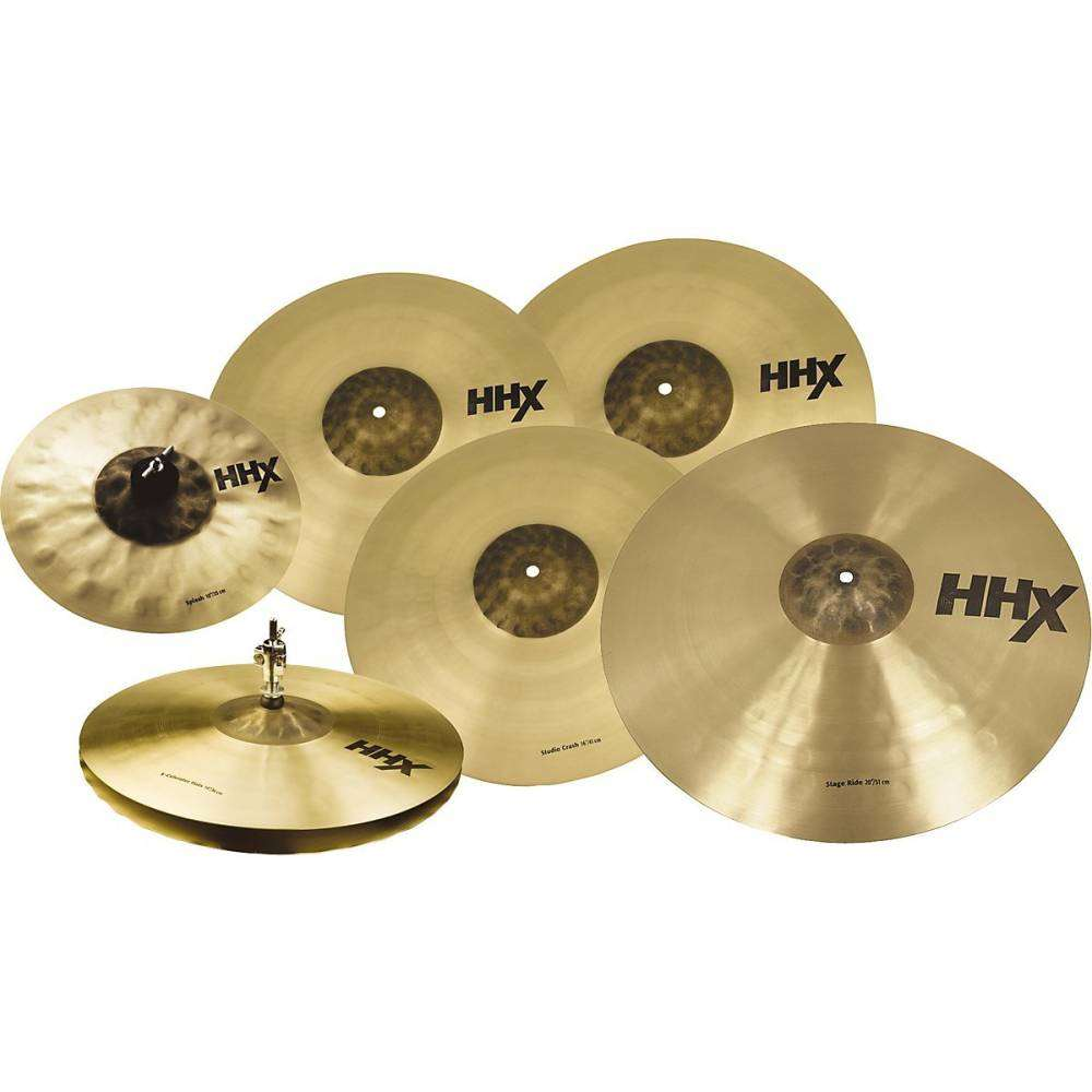 Sabian Hhx Super Cymbal Set Long Amp Mcquade Musical