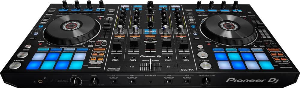 4 Channel Rekordbox DJ Controller with Pads