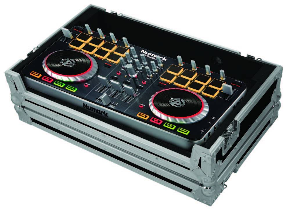 BRTB Road Case For Numark Mixtrack Pro 2 - Long & McQuade