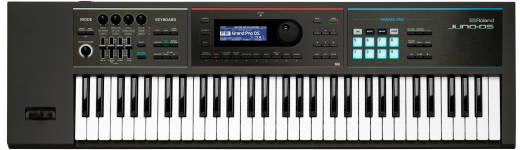 Juno DS61  61 Key Synthesizer w/Phrase Pads