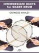 Meredith Music Publications - Intermediate Duets for Snare Drum - Whaley - Snare Drum - Book