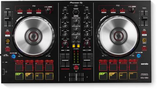 DDJ-SB2 - 2-Channel Software Controller for Serato DJ Intro