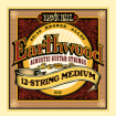 Ernie Ball - Earthwood 12-String Medium Acoustic 80/20 Bronze 11-52