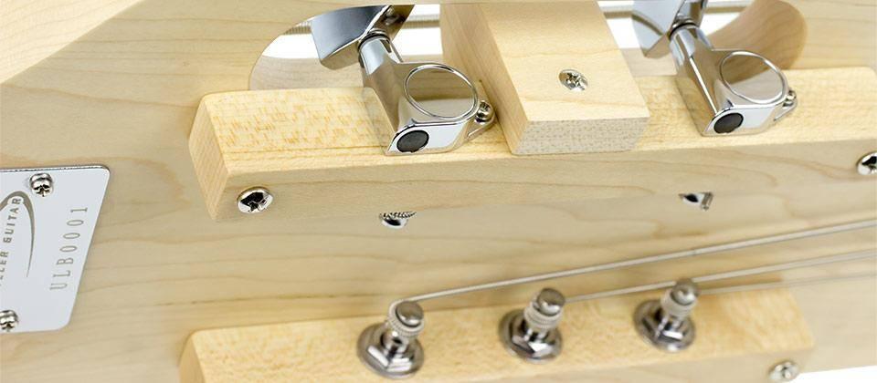 traveler guitar ultra light 5 string acoustic electric travel bass w gig bag long mcquade. Black Bedroom Furniture Sets. Home Design Ideas