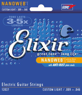 NANOWEB Electric Custom Light Strings
