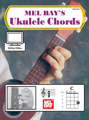 Ukulele Chords - Bay - Book/Video Online
