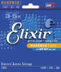 Elixir Strings - NANOWEB Electric Light Strings
