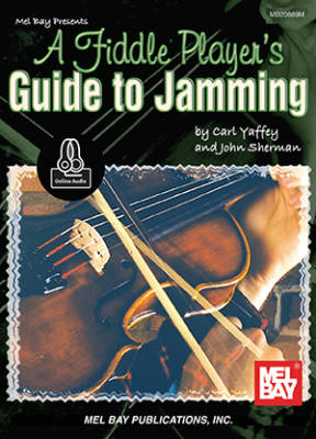 A Fiddle Player's Guide To Jamming - Yaffey/Sherman - Book/Audio Online