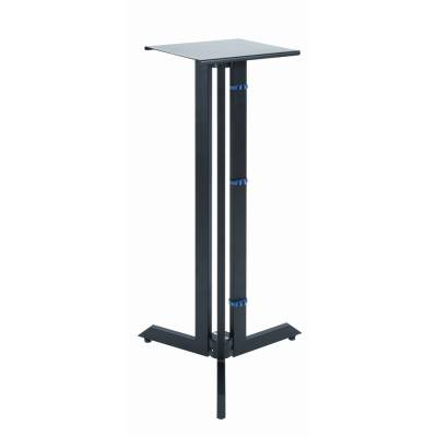 BS-536 36'' Fixed Height Monitor/Speaker Stands (Pair) - Black