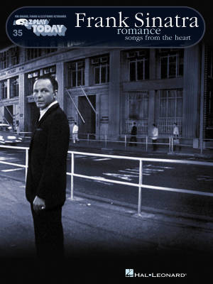 Frank Sinatra-Romance: Songs from the Heart: E-Z Play Today Volume 35 - Electronic Keyboard - Book