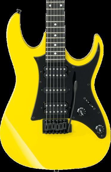 Ibanez GRX Tremolo HSH Electric Guitar - Yellow - Long & McQuade ...