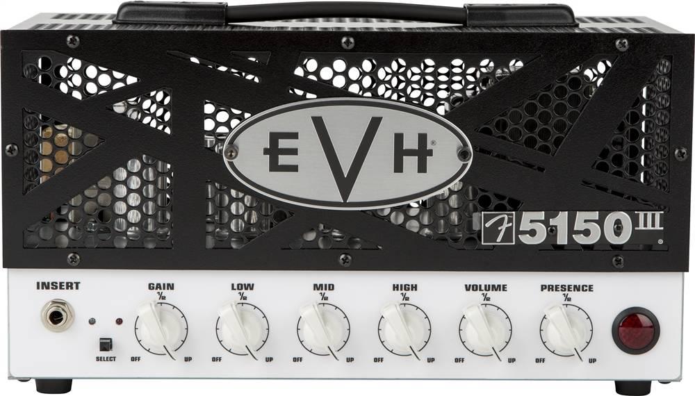 32934e4b60b EVH 5150III 15W Mini Lunchbox Head - Long   McQuade Musical Instruments