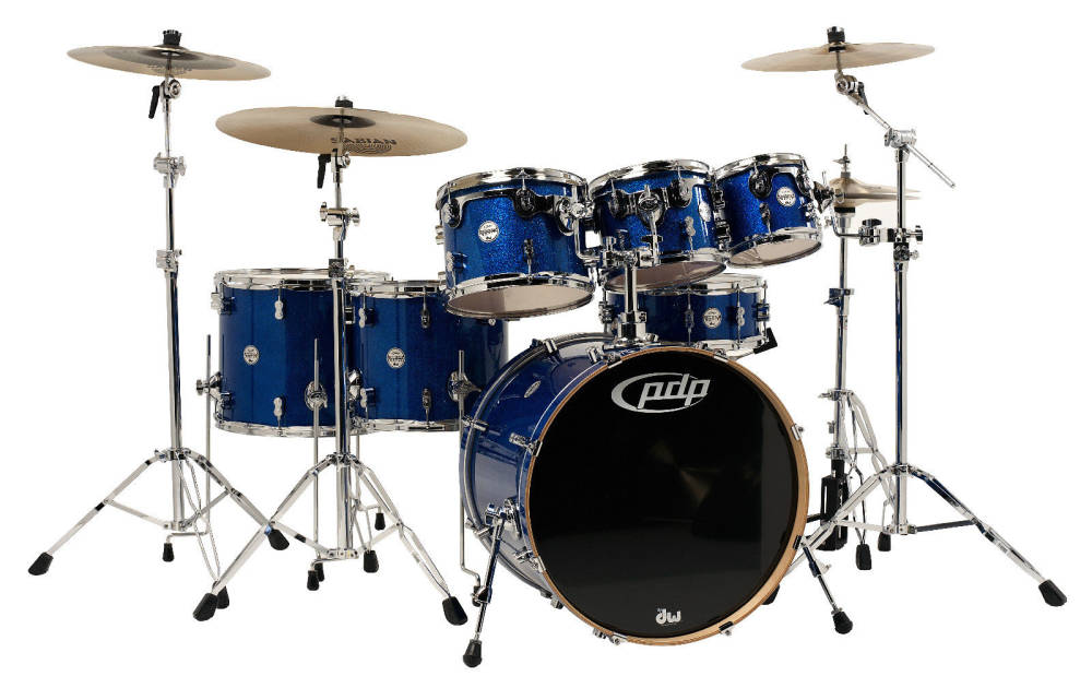 CM7 Concept Series Maple 7 Piece Drum Shell Pack