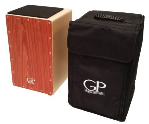 Cajon Beech Wood Satin Finish w/ Bag