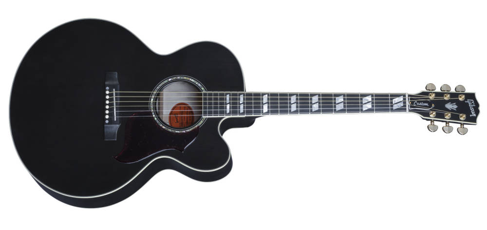 gibson j 185 ec hi performance ltd edition long mcquade musical instruments. Black Bedroom Furniture Sets. Home Design Ideas