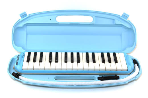 Alto Melodion 32 Keys - Blue w/Case