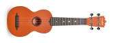 BeaverCreek - Ulina Soprano Ukulele w/Bag - Orange