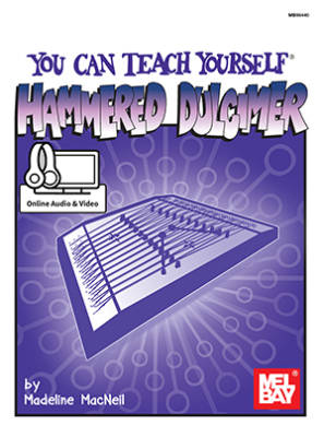 You Can Teach Yourself Hammered Dulcimer - Macneil - Book/Audio, Video Online