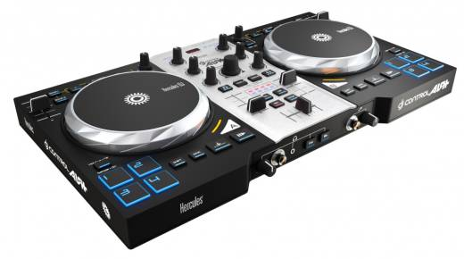 DJ Control AIR+ S Series 2-Channel USB DJ Controller with Software