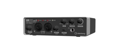 24/192 2-In/2-Out USB 2.0 Audio Interface
