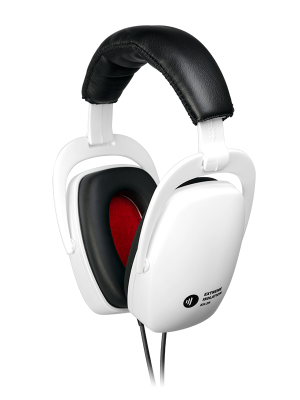 EX-29 Closed Back Isolation Headphones - White