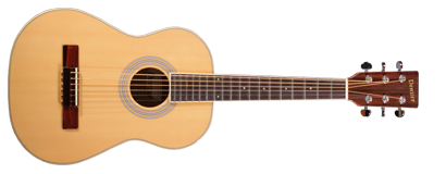 Half Size Steel String Acoustic - Natural