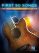 Hal Leonard - First 50 Songs You Should Play on Acoustic Guitar - Guitar TAB - Book