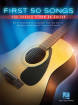 Hal Leonard - First 50 Songs You Should Strum On Guitar - Guitar TAB - Book
