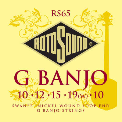 Swanee G Banjo Loop Strings