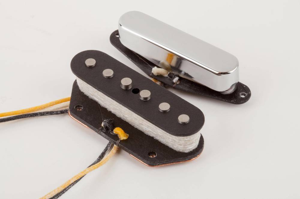 fender custom shop texas special telecaster pickups set of 2 long mcquade musical instruments. Black Bedroom Furniture Sets. Home Design Ideas