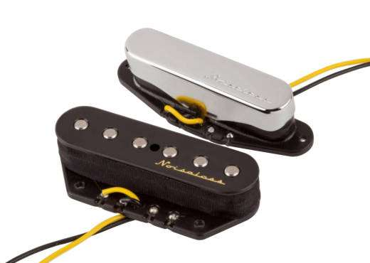 Vintage Noiseless Telecaster Pickups - Set of 2