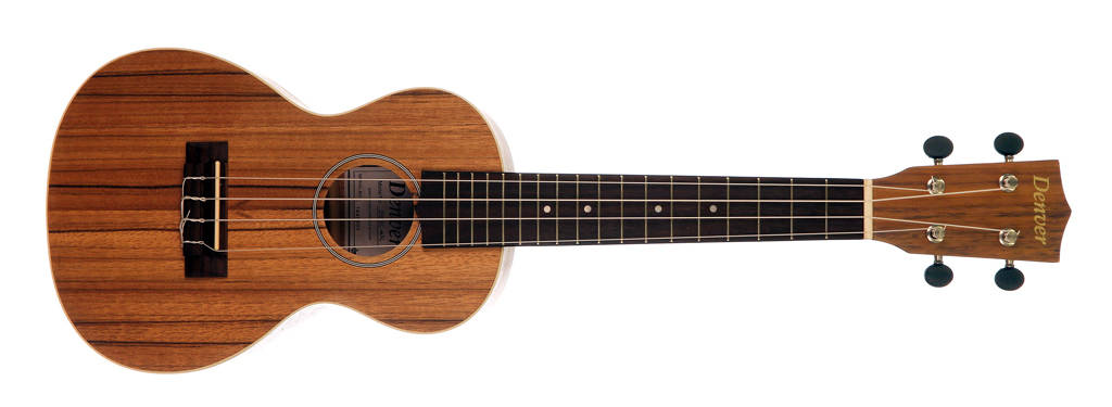denver concert ukulele walnut long mcquade musical instruments. Black Bedroom Furniture Sets. Home Design Ideas