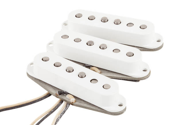 fender strat custom shop 69 pickups review