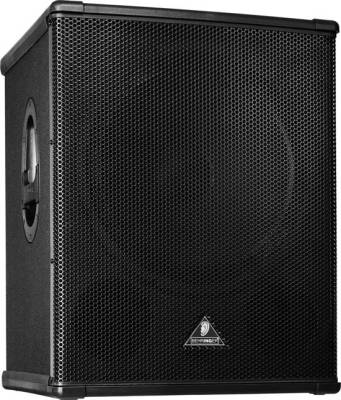 behringer b1800xpro 1600 watt 18 inch pa subwoofer long mcquade musical instruments. Black Bedroom Furniture Sets. Home Design Ideas