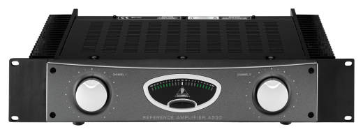 A500 - 500-Watt Reference-Class Studio Power Amp