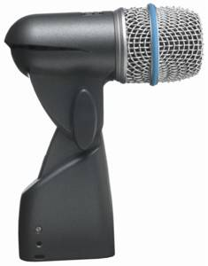 Beta 56 Dynamic Supercardioid Mic