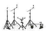 Mapex - Armory 5 Piece Hardware Pack w/Double Pedal - Black