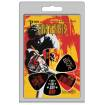 Perris Leathers Ltd - Guns N Roses Picks Set #1 (6 Pack)