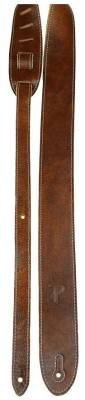 2'' Deluxe Soft Leather Guitar Strap